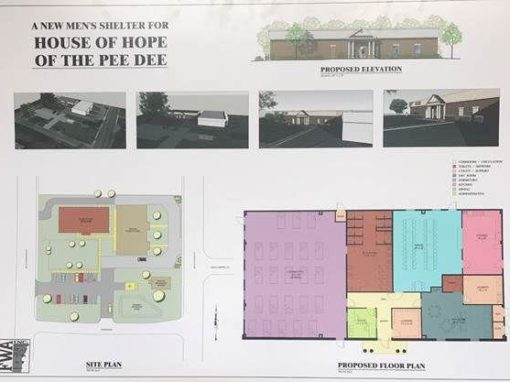 House of Hope to Expand with Men's Dorm